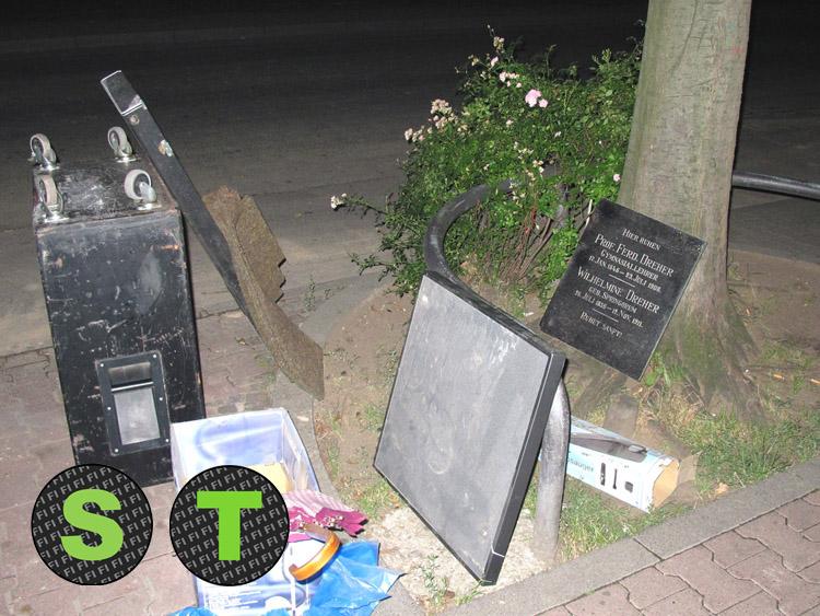 Maija Blåfield: jos minut olisi haudattu kadunkulmaan, teoskuva